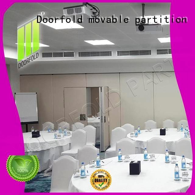 sound room soundproof folding walls Doorfold movable partition