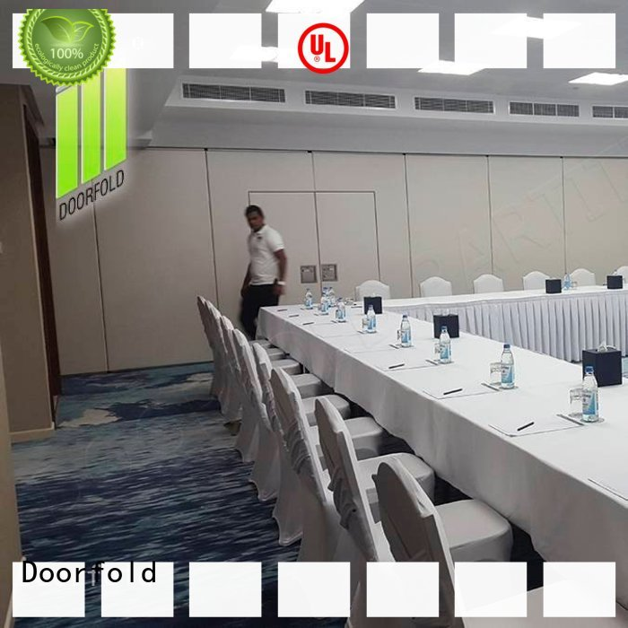 acoustic sliding partition modern design divider