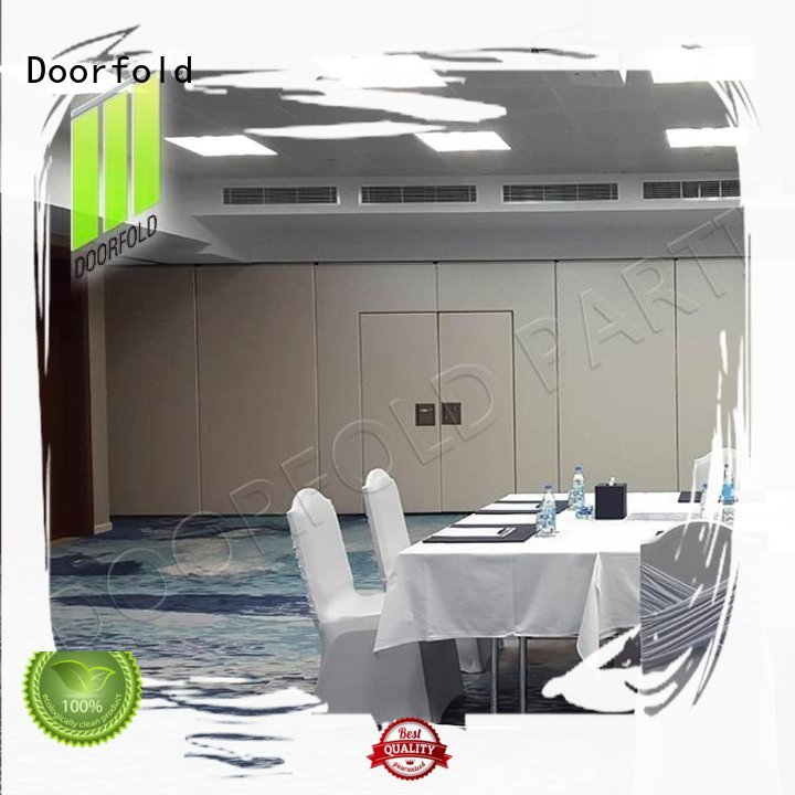 Doorfold sliding folding partitions movable walls new arrival