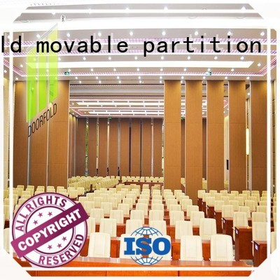 acoustic df100 room operable wall meeting Doorfold movable partition Brand