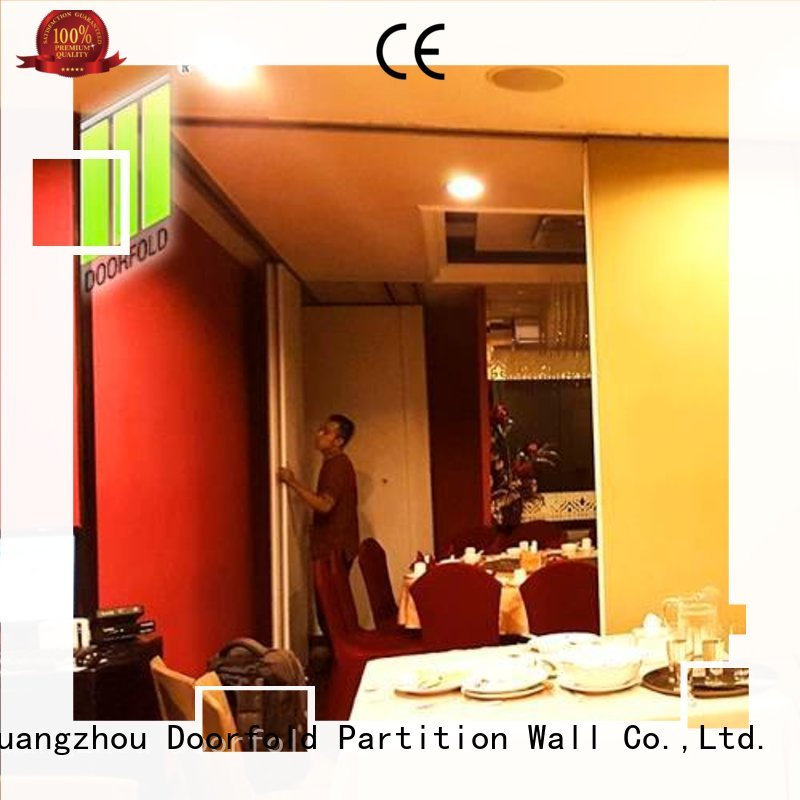 acoustic folding partitions commercial bulk production for meeting room