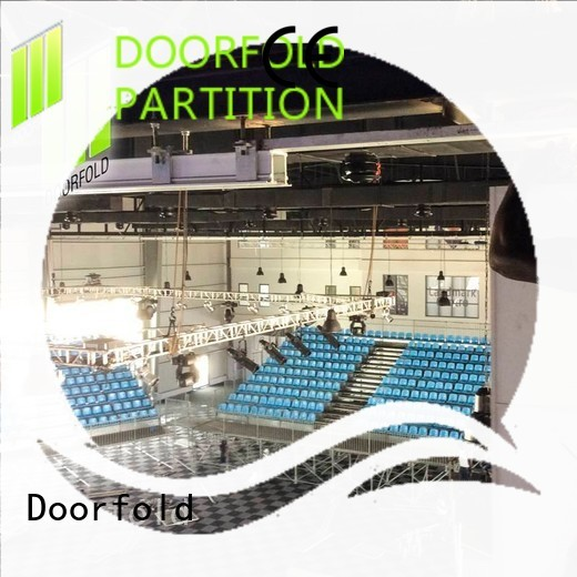 Doorfold hot sale hall partition bulk production for expo center