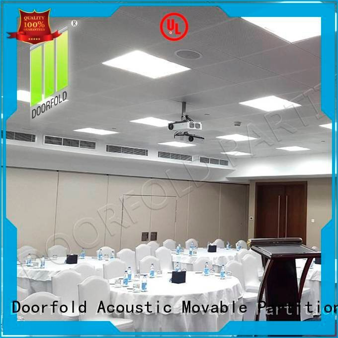 commercial divider Doorfold movable partition commercial partition walls