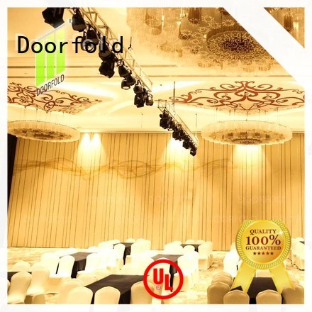partition room partition wall fast delivery for conference Doorfold