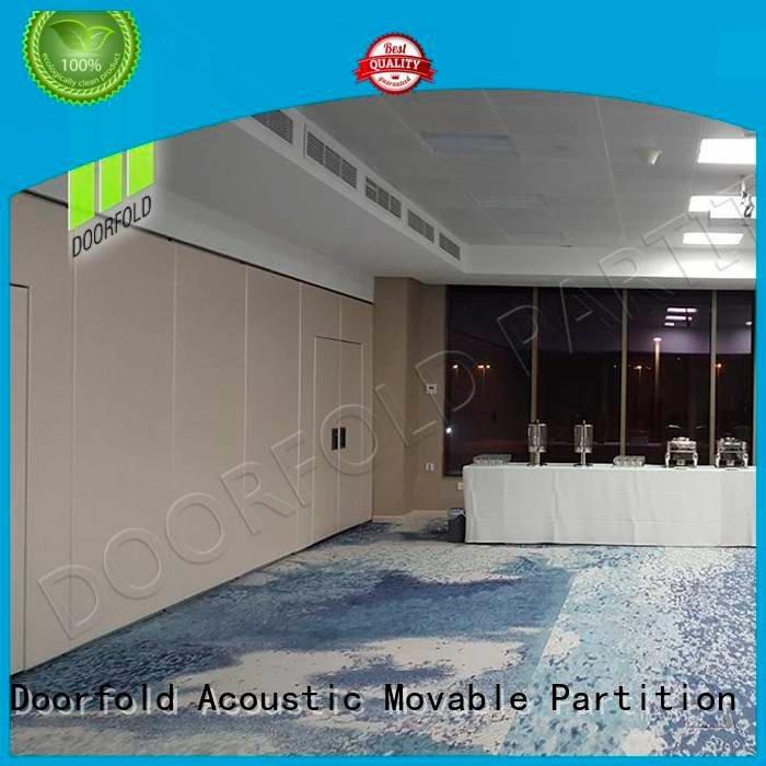 Wholesale partition plaza sliding folding partition Doorfold movable partition Brand