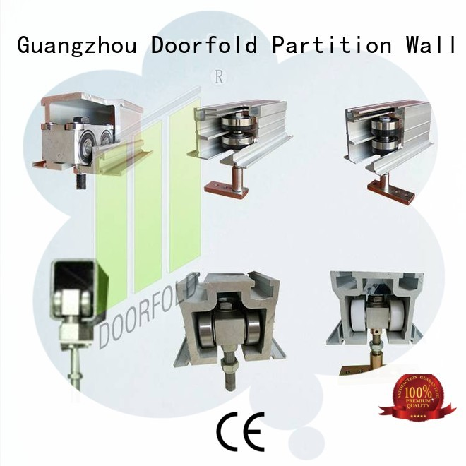 Doorfold ODM global partition parts accessories for museum