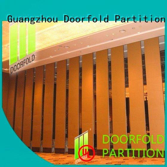 acoustic partition movable acoustic movable partitions Doorfold movable partition