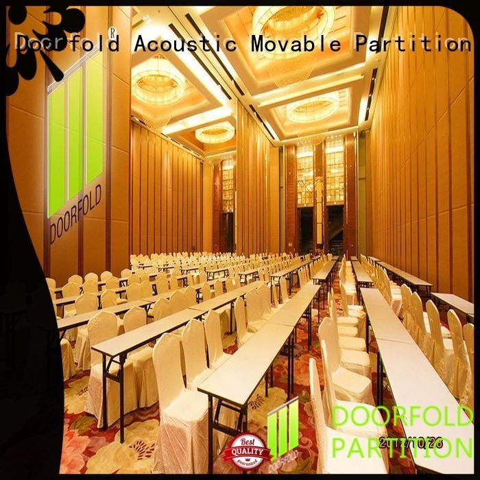 OEM folding partition walls commercial acoustic collapsible commercial partition walls