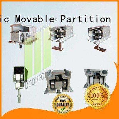 Doorfold movable partition partition parts partition accessories accessories