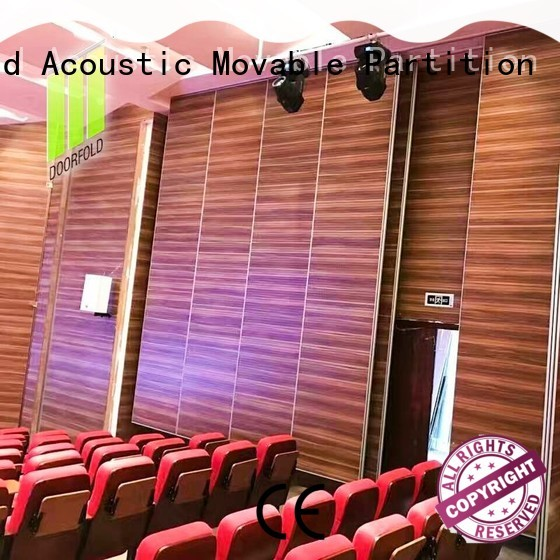 Doorfold fast installation movable walls buy now for movie