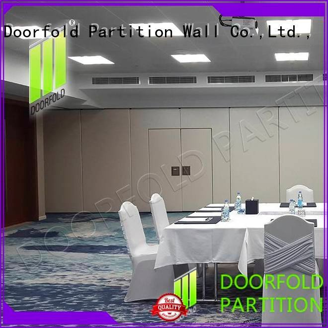 partition wall meeting Doorfold movable partition sliding folding partition