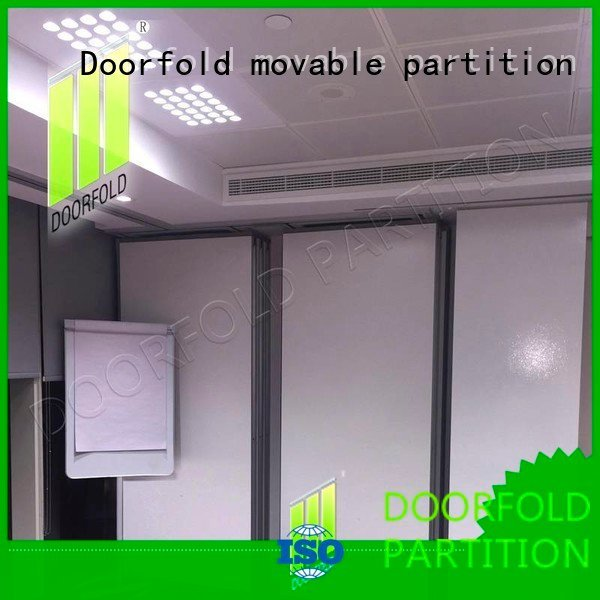 Doorfold movable partition Brand operable divider partition sliding partition wall