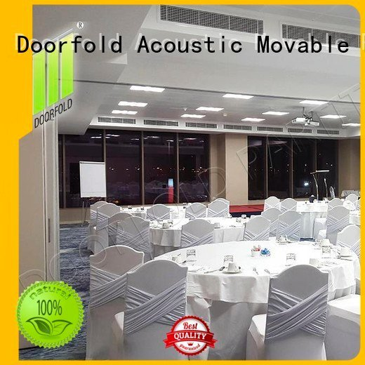 Doorfold movable partition Brand meeting sliding folding partition walls partition wall