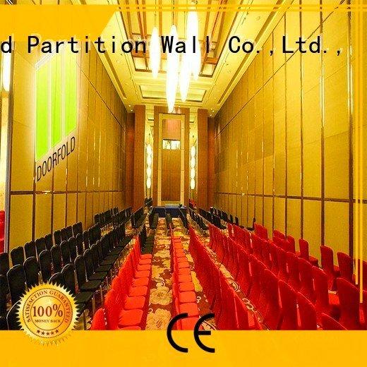 acoustic partition lan acoustic movable partitions Doorfold movable partition