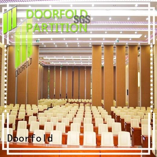 Doorfold wholesale operable wall panels meeting