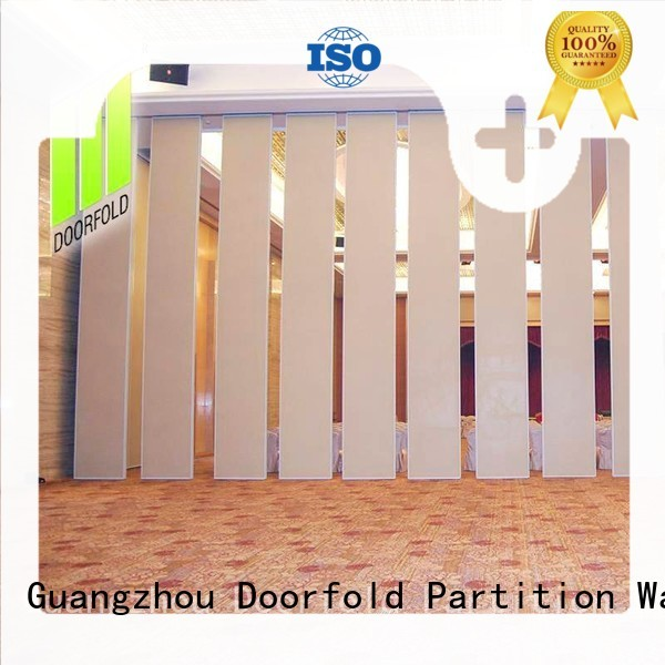 Wholesale manila international sliding folding partition Doorfold movable partition Brand