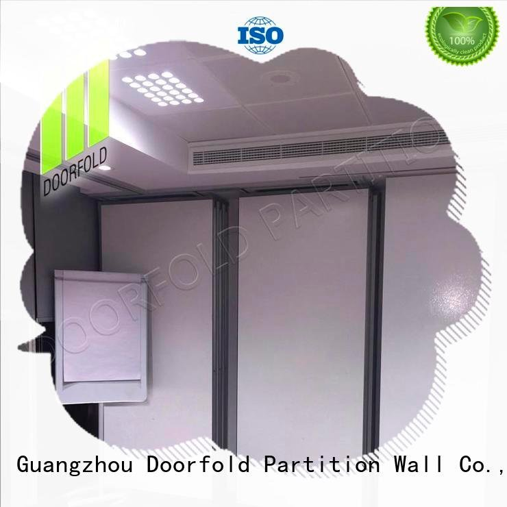 Doorfold movable partition Brand partition sliding flexible sliding partition wall