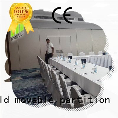 Doorfold movable partition wall flexible sliding sliding office partitions divider