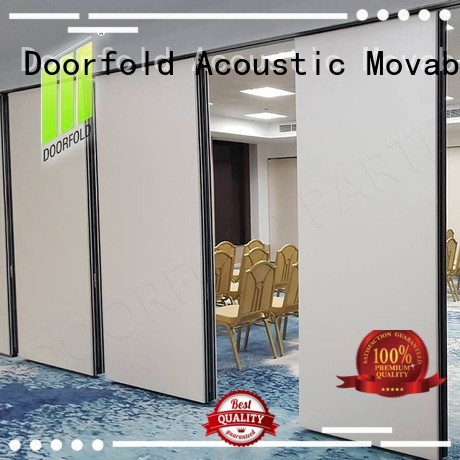 Doorfold top-selling portable office partitions popular