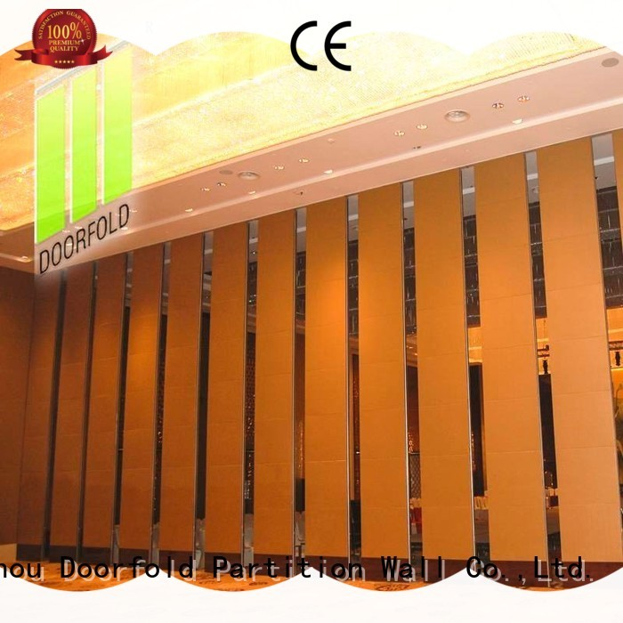 Doorfold Hotel ballroom Movable Walls multi-functional for office