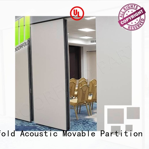 Doorfold portable office partitions decorative for office