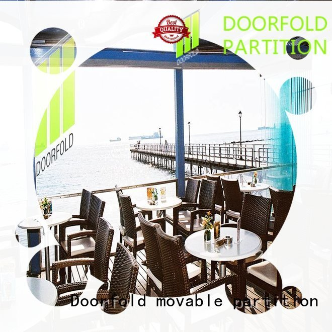 movable glass partition wall glass office Doorfold movable partition