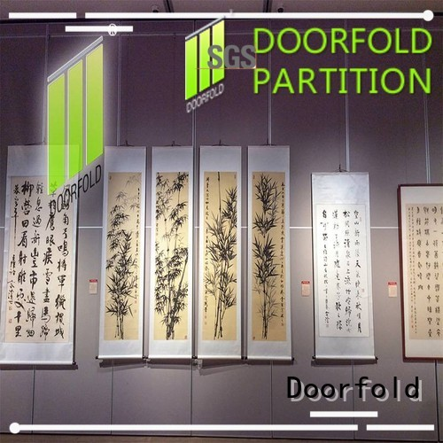 Doorfold fast installation movable walls inquire now for display