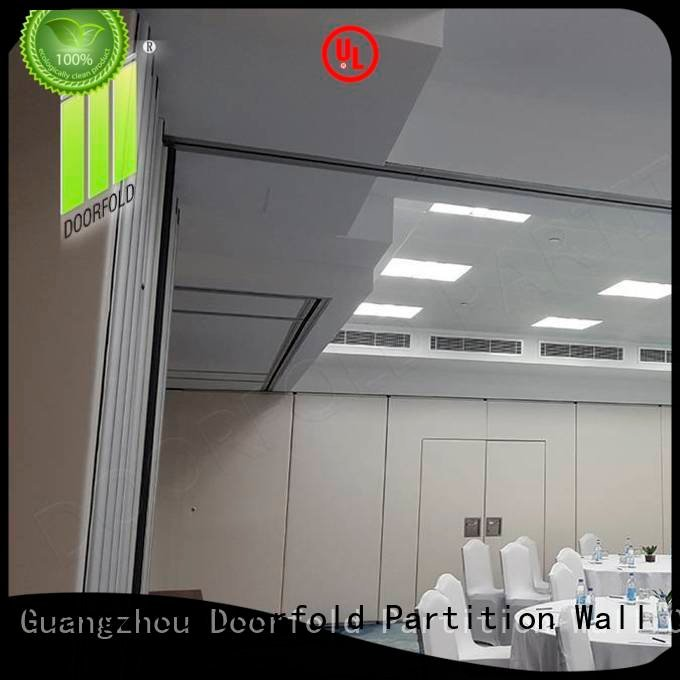 Hot soundproof folding walls wall soundproof office partitions sliding Doorfold movable partition