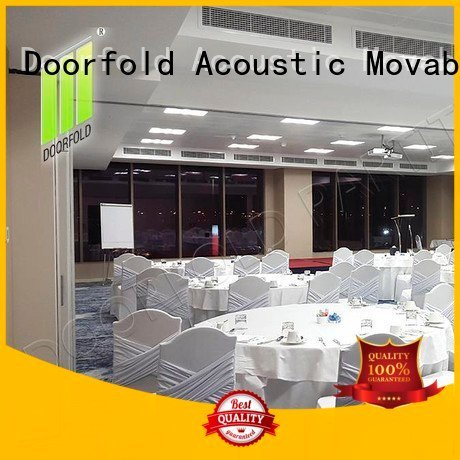 sliding folding partition walls partition wall Doorfold movable partition Brand