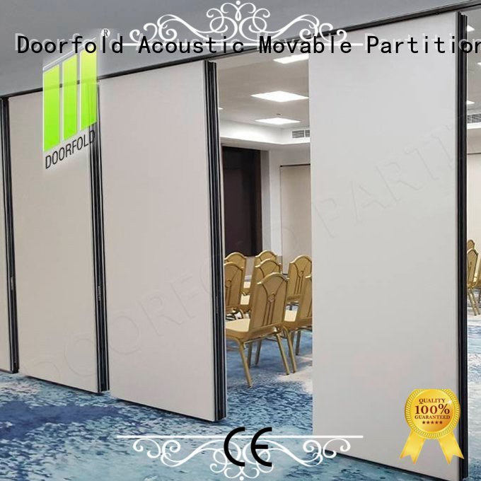 Doorfold movable partition Brand proof marriott yun operable walls price