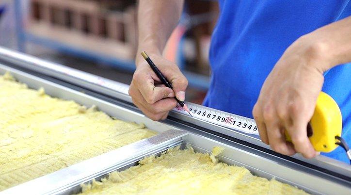 我們不僅對原材料到完整產品包裝的質量控制的非常嚴格,而且對客戶服務也非常謹慎。